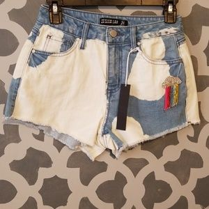 Design Lab denim  jean shorts